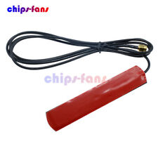 433MHZ 2.5dBi SMA Male Plug Connector GPRS GSM Adhesive DAB Patch Aerial Antenna