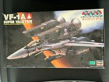 Hasegawa Macross VF-1A Super Valkyrie Fighter 1/72 Scale Plastic Model Kit Japan
