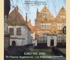 Ufficiale Euro KMS BU fiamminga premuto cortili Belgio Belgium 2006