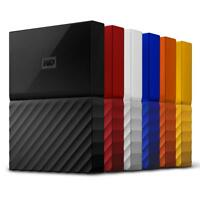 "WD Western Digital My Passport 4TB, USB 3.0, 2.5"" Disco Duro Externo Portátil"