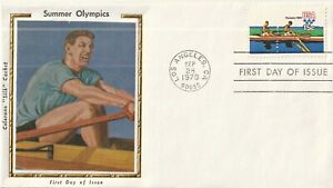 Olympic , Summer Olympic, Boating, Olympic Boating USA cover 1979,