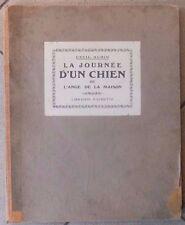 Cecil Aldin Le journal d'un Chien ou l'ange de la maison 1903, 28 lithographies