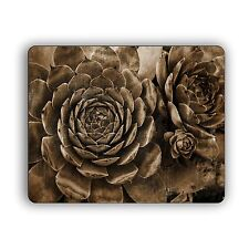 Vintage Photo Flower Computer Mouse Pad For Home And Office Mousepad