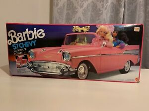Barbie 57 Chevy Pink 1990