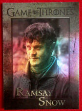 GAME OF THRONES - RAMSAY SNOW - Season 4 - FOIL PARALLEL Card #69