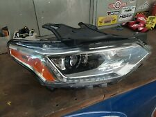2018-2020 CHEVROLET TRAVERSE RH PASSENGER SIDE HEADLAMP OEM