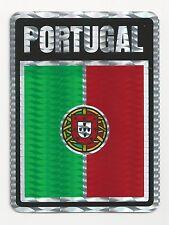 PORTUGAL - FOIL STICKER