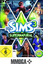 Die Sims 3 - Supernatural Addon Key / EA/ORIGIN DLC Download Code [PC][EU][NEU]