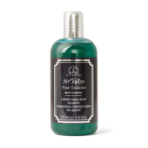 TAYLOR OF OLD BOND STREET MR TAYLOR HAIR AND BODY SHAMPOO 200 ML - 696770081082