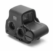 EOTech EXPS2-2 Black Tactical CR123 65 MOA Ring  2 MOA Dot Side Button