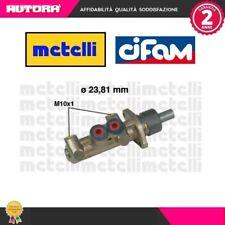 050252-G Cilindro maestro freno Citroen-Peugeot-Fiat-Lancia (CIFAM,METELLI)