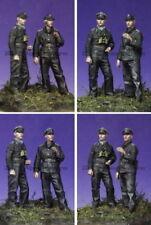 Alpine Miniatures 35047, fin de la guerre WSS Panzer NCO Set (2 chiffres), échelle 1:35