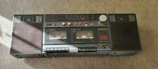 More details for vintage boombox ghettoblaster matsui sx-5140tn stereo cassette player am/fm/lw
