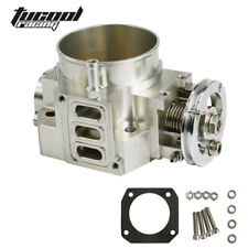 NEW BRAND 70MM THROTTLE BODY FOR Honda RSX DC5 CIVIC SI EP3 K20 K20A CNC