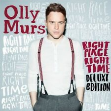 Olly Murs - Right Place Right Time: Deluxe Edition [New CD] UK - Import