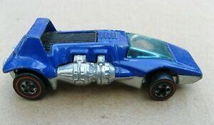 Hot Wheels Redline 1973 Double Header, Dark Blue Enamel