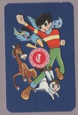 Swap Playing Cards 1 Japanese 60's Amazing 3  'TV Series' Anime 3/4 Size A19