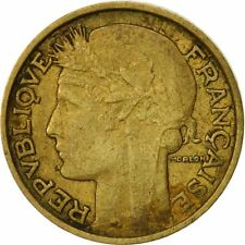 [#522886] France, Morlon, 50 Centimes, 1932, Paris, VF(20-25), Aluminum-Bronze