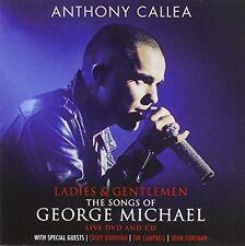 Anthony Callea - Ladies & Gentlemen: Songs Of George Michael (CD+DVD PAL/Region