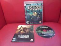 BioShock (Sony PlayStation 3, 2008)