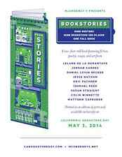MCSWEENEY'S Book Stories Limited Edition NEW California Bookstore Day 2014