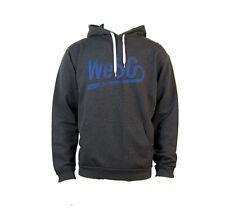 Brand New WeSC Baseball Grey Hoody Size Small S