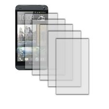 5x Five 5 Clear LCD Screen Protector Cover Guard Film for HTC ONE M7