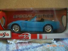 1/18 maisto 2010 shelby series 1 in baby blue
