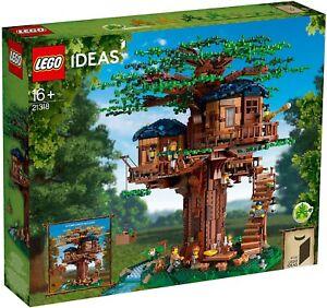 LEGO 21318 IDEAS CASA SULL'ALBERO Sigillato!!!