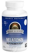 Source Naturals Melatonin 5mg Sublingual Peppermint 200 tab
