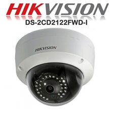 HIKVISION DS-2CD2122FWD-I HD Dome Camera 2MP Fixed Lens IR Range 30M IP Outdoor