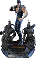 Fist of the North Star Kenshiro Deluxe Edition Statue Prime 1 Studio Sideshow