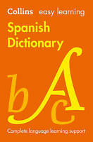 Easy Learning Spanish Dictionary by Collins Dictionaries (Paperback, 2014)