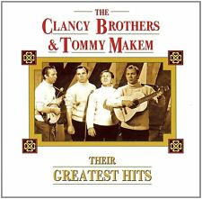 CLANCY BROTHERS & TOMMY MAKEM THEIR GREATEST HITS CD