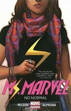 Ms. Marvel Volume 1: No Normal by Adrian Alphona 9780785190219 (Paperback, 2014)