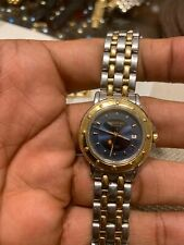 RAYMOND WEIL TANGO SILVER COLOR STAINLESS STEEL LADIES WRIST WATCH 5360 Two Tone