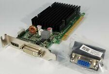 EVGA NVIDIA GeForce 210 Silent HDMI DVI VGA SFF Windows 10 Graphics Video Card