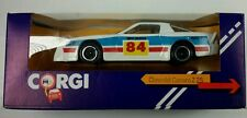 Used Vintage Corgi 109 TURBO RACERS Chevy Camero Z28 White