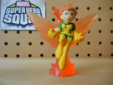 Marvel Super Hero Squad PHOENIX Green & Yellow Costume First Release from Wave 4