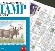 Canada 2021 Scott Catalogue Pages 55-142