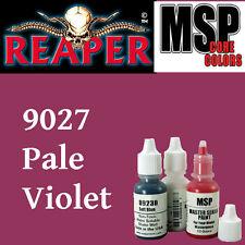 PALE VIOLET RED 9027 - MSP core 15ml 1/2oz paint pot peinture REAPER MINIATURE