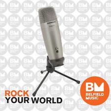 Samson C01U Pro USB Mic Condenser Microphone CO1U Pro C0-1U Condensor - BNIB -BM