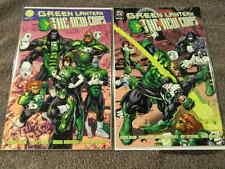 1999 DC Comics GREEN LANTERN The New Corps #1-3 Complete Series TPB's - NM/MT