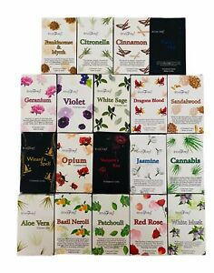 Stamford Incense Cones Various Scents Buy 3 Get 1 Free  Just Add 3 on Basket