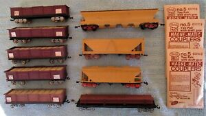 9 New South Wales & Victorian Railways Wagons, Kit & Scratch Built & 3 Packs KDs