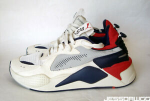 DEFECTS Lightly used Puma RS-X Hard Drive size 8.5 Men US Running System Shoes