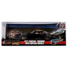"Jada Hollywood Rides: 1977 Pontiac Firebird ""Smokey and the Bandit"" 1/24 Scale"
