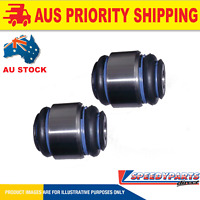 Suits Ford Falcon AU IRS SPEEDY PARTS Rear Upper Control Arm Outer Bush Kit S...