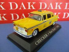 Die cast 1/43 Modellino Auto Taxi Checker New York 1980