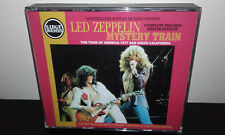 LED ZEPPELIN : Mystery Train (Japan 3CD) Live in San Diego 1977 - Badge Holders